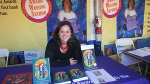 On Author Tour with Latino Literacy Now